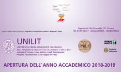 Inaugurazione anno accademico 2018-19